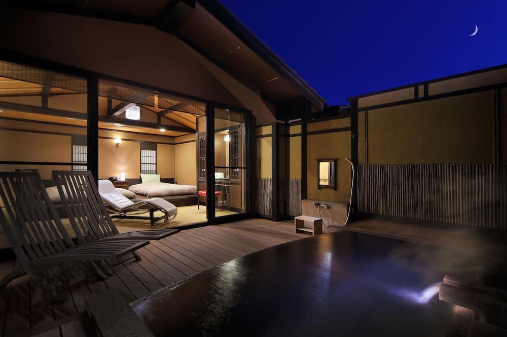Zimmer, Annex (Tsuki) - Balkon