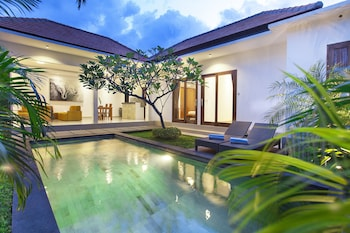 Picture of Kubu Manggala Villas Seminyak in Kerobokan