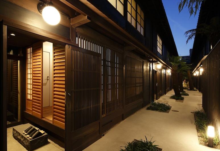 四季十樂京町家飯店, Kyoto, 庭院
