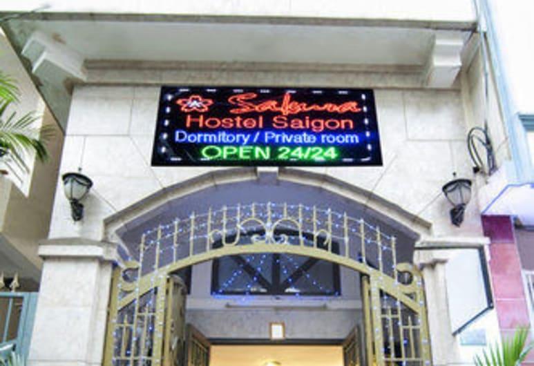 サクラ ホステル サイゴン, ホーチミン