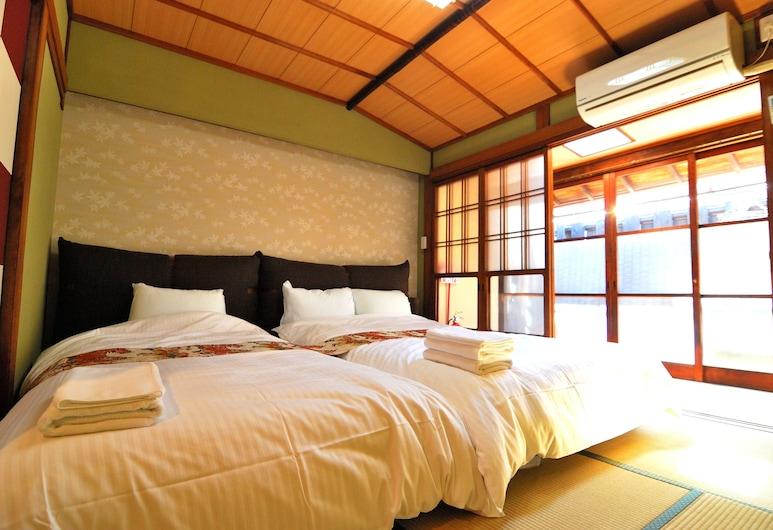 미야비안 하우스, Kyoto, 객실