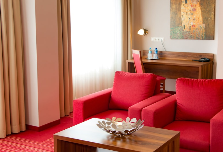 Hotel Katowice, Katowice, Estúdio de Luxo, Quarto