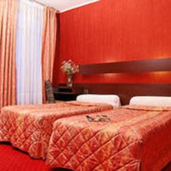 Selline näeb välja Hotel Camelia International, Pariis