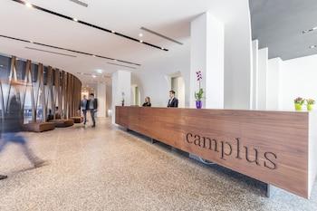 A(z) Camplus Guest Roma hotel fényképe itt: Róma