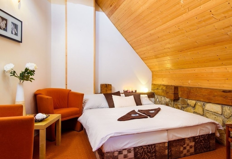 Hotel Bella, Praga, Quarto quádruplo, Quarto