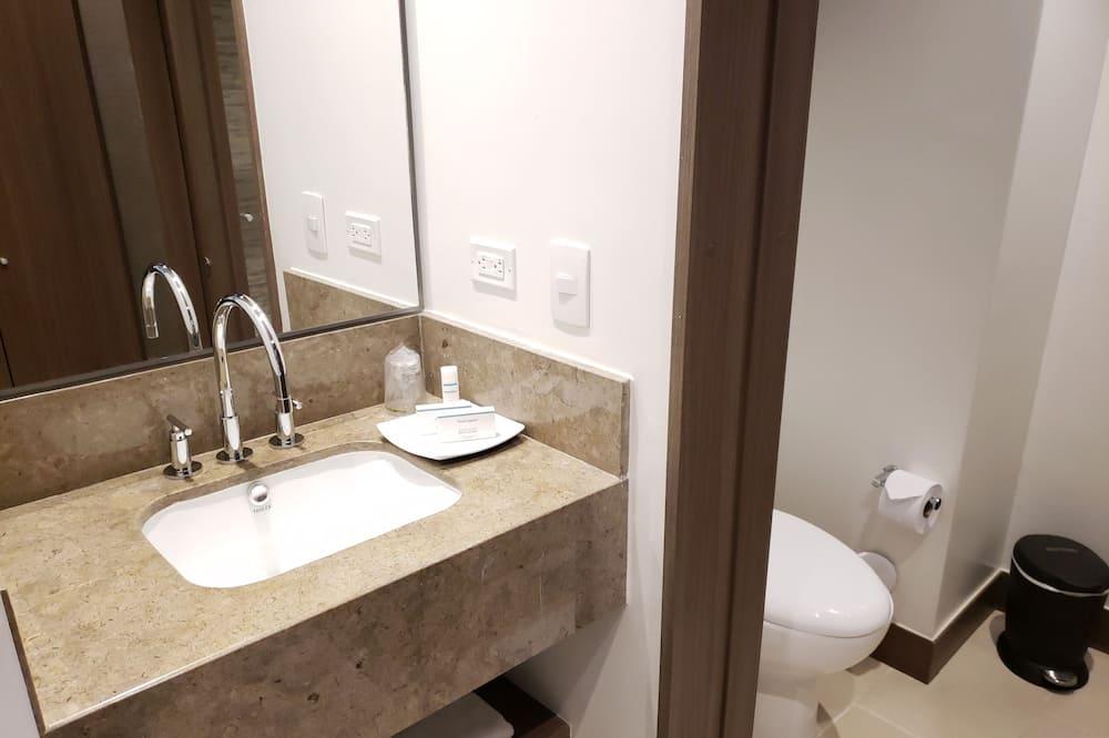 Habitación doble, 2 camas Twin - Badezimmer