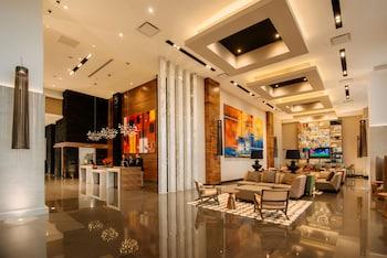 Foto del Hilton Garden Inn Puebla Angelópolis en San Andrés Cholula