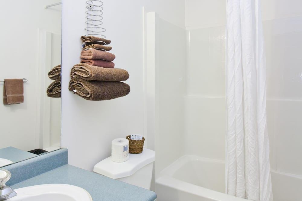 Executive Tek Büyük Yataklı Oda, 2 Büyük (Queen) Boy Yatak - Banyo