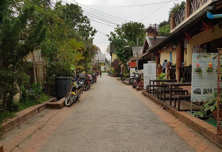 Nittaya Guesthouse, Luang Prabang, Exteriör