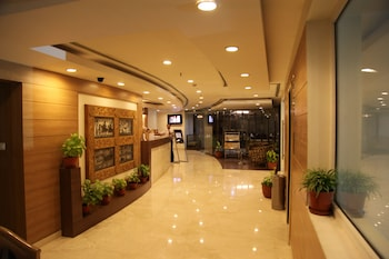 Enter your dates to get the Bhubaneshwar hotel deal