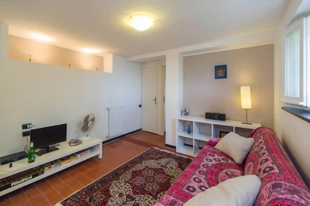 Apartmán typu Classic, výhled na moře - Obývací pokoj
