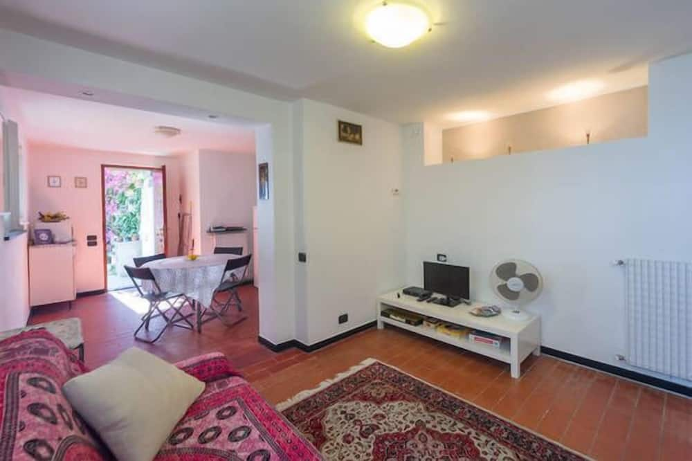 Classic-lejlighed - havudsigt - Stue