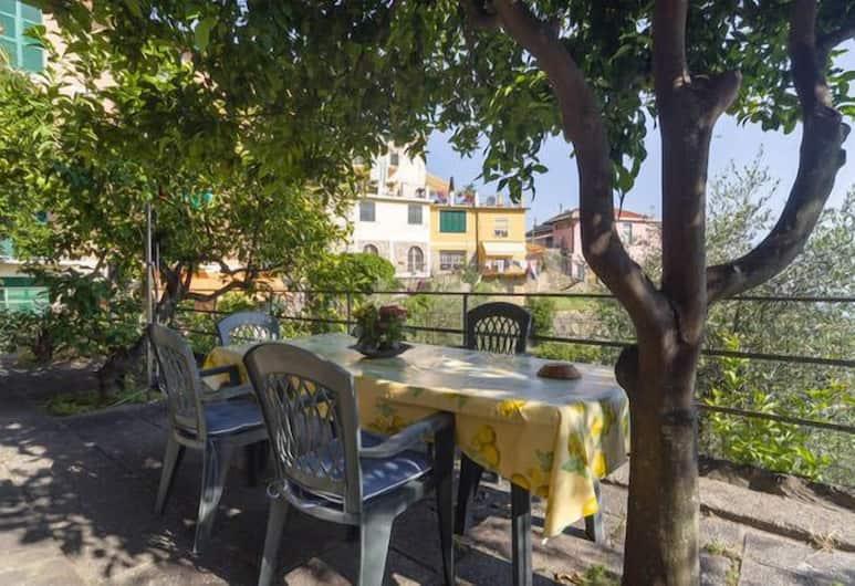 Giardino dei limoni, Pieve Ligure, Terrace/Patio
