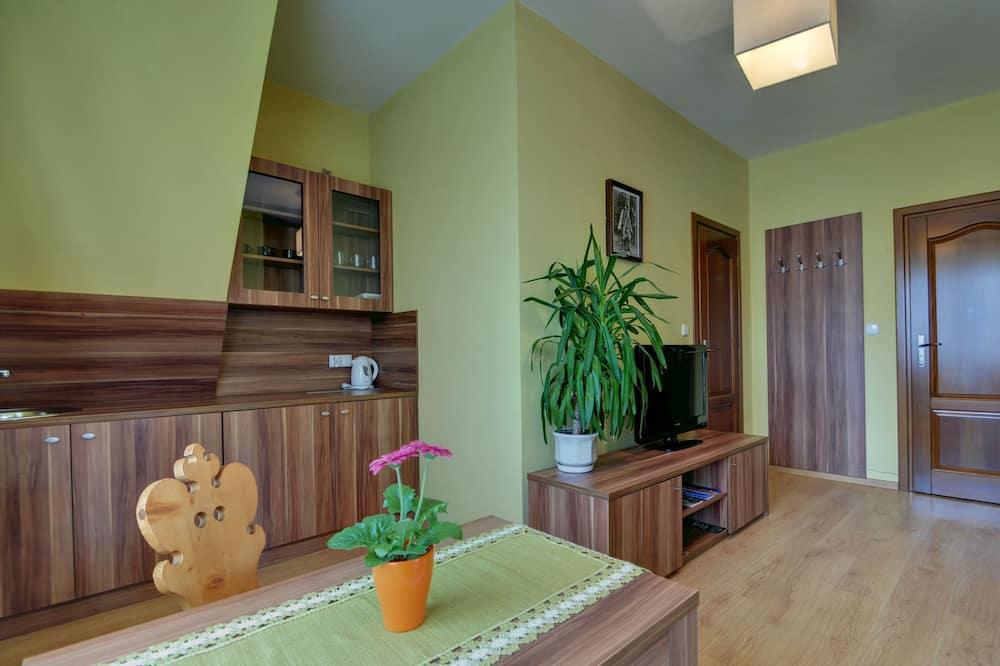Lägenhet - utsikt mot bergen (201698049) - Vardagsrum
