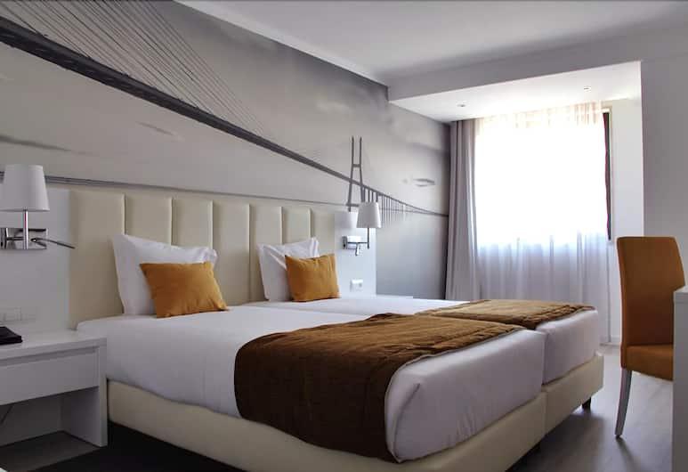 Masa Hotel Almirante, Lisboa, Tomannsrom, Gjesterom