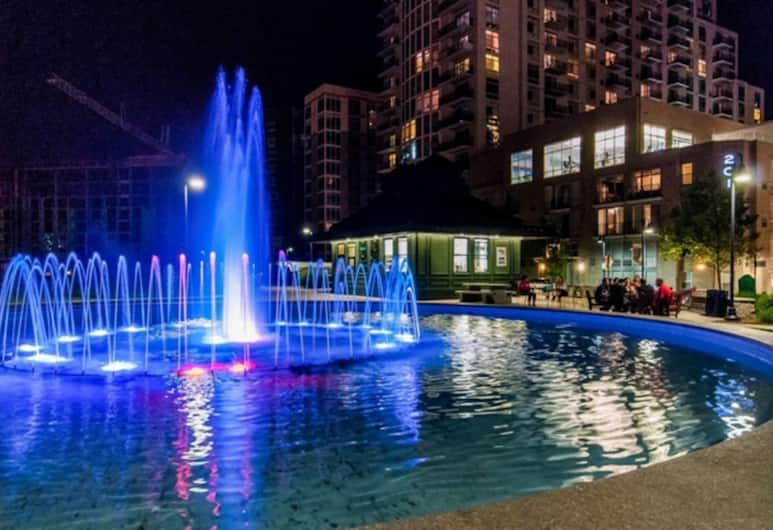 Global Luxury Suites at Stamford Center, Stamford, Air Pancut