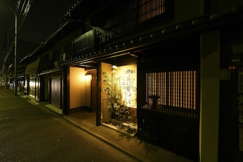 교토의 쿠라야 오미야-시마바라 사진