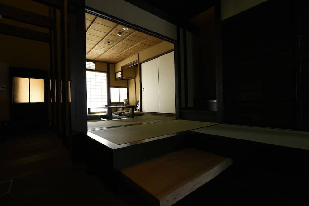 베이직 타운홈 (Japanese Style) - 거실 공간