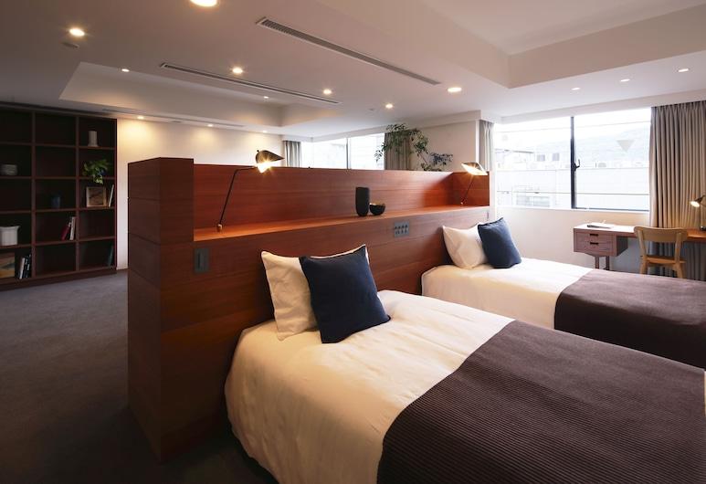 Bijuu, Kyoto, Izba typu Deluxe, Hosťovská izba