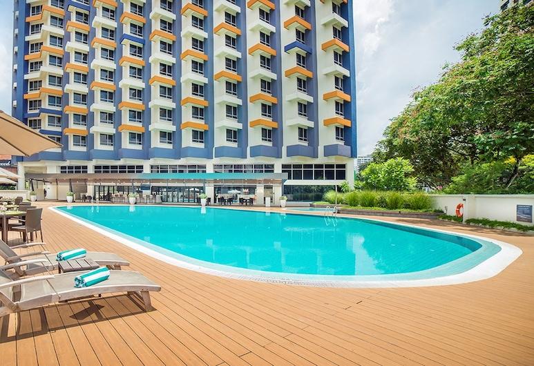 Oakwood Hotel & Residence Kuala Lumpur, Kuala Lumpur, Pool