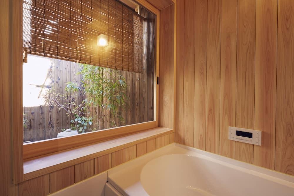 Traditional-Haus (Japanese Style) - Badewanne