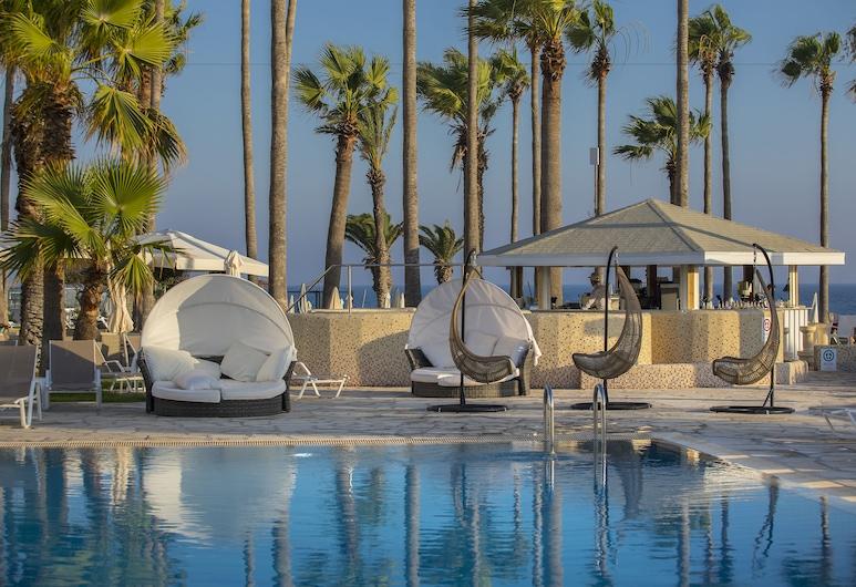 Leonardo Plaza Cypria Maris Beach Hotel & Spa, Γεροσκήπου, Εξωτερική πισίνα