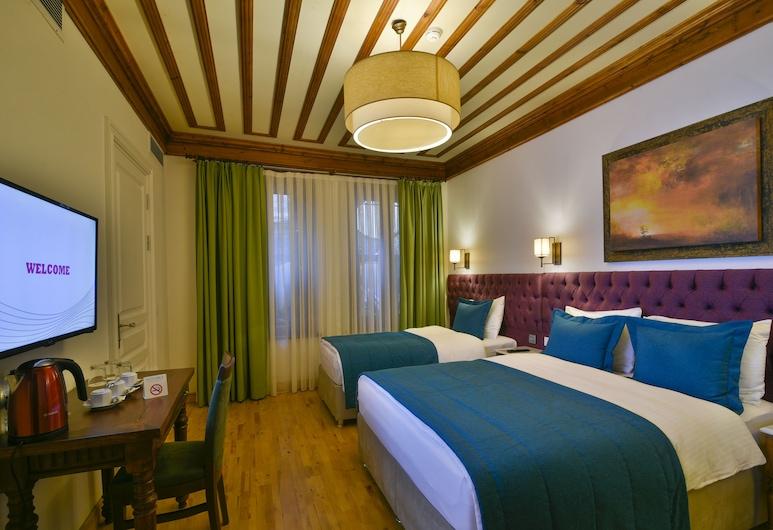 Istanbul Life Hotel - Adults Only, İstanbul, Family Üç Kişilik Oda, 1 Yatak Odası, Oda