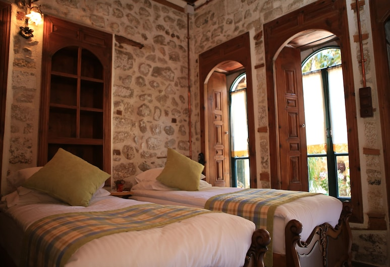 Cicekli Konak, Antakya, Twin Room (Sarı Oda), Guest Room