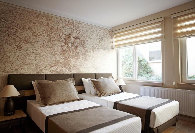 Maproom Boutique Hotel, Κωνσταντινούπολη, Δίκλινο Δωμάτιο (Double ή Twin), Δωμάτιο επισκεπτών