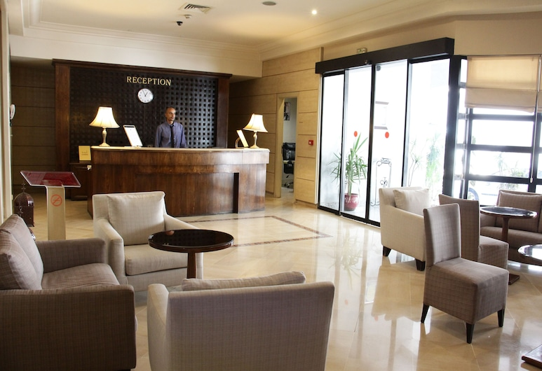 Hôtel Le Consul, Туніс, Реєстрація