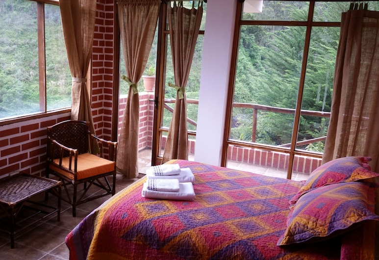 إلإنكانتو سوراتا, Sorata, غرفة مزدوجة - سرير مزدوج, غرفة نزلاء