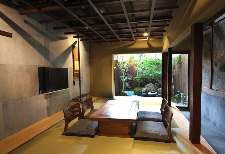 京都旅庵禪飯店, Kyoto, 傳統獨棟房屋 (Japanese Style), 客房