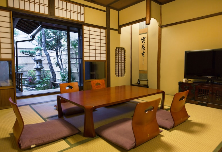 Shion-an, Kyoto, Japanese Style Townhouse (Beds + Futons), Room