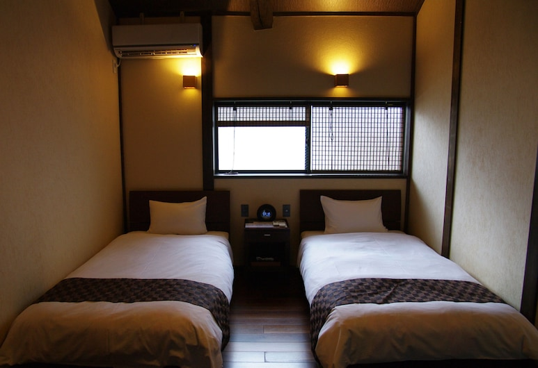 로쿠쇼-안, Kyoto, 트래디셔널 하우스 (Japanese Style), 객실