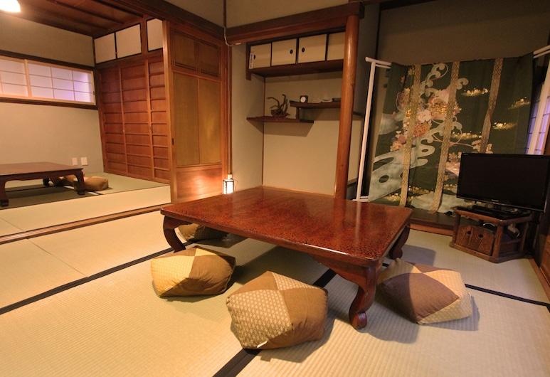 換我們飯店, Kyoto, 傳統聯排別墅 (Japanese Style), 客房