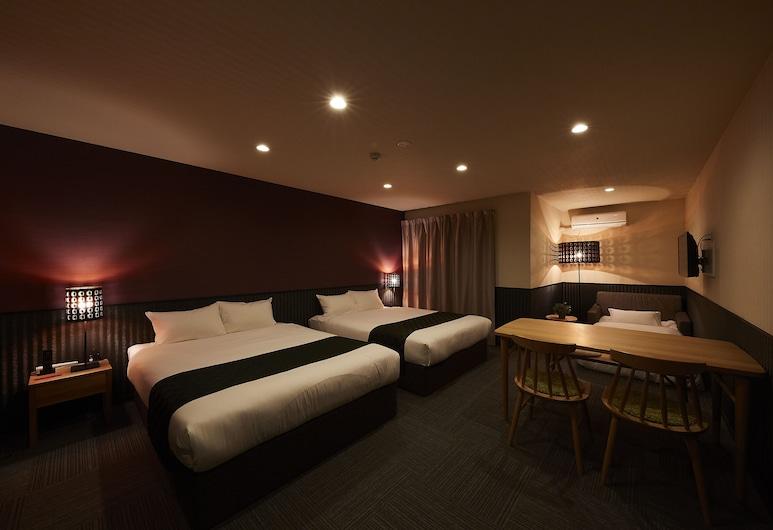 Rinn Nijo Castle, 京都市, スタンダードファミリールーム, 部屋