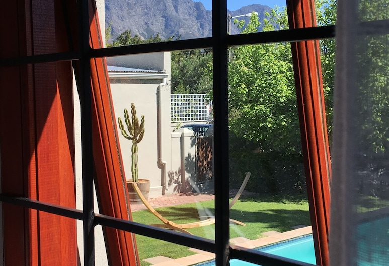 Calais Guest House, Franschhoek, Luxury Room (Room 1), Guest Room