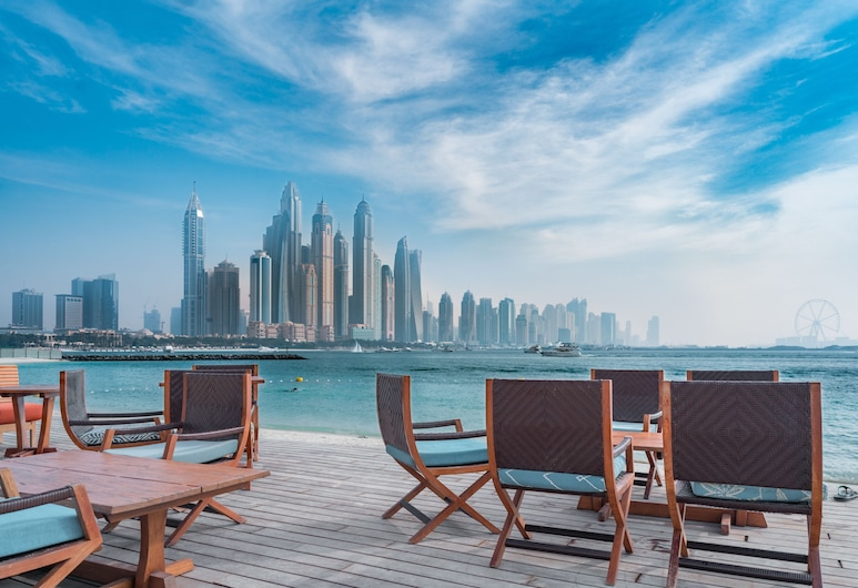 FIVE Palm Jumeirah Dubai, Dubai, Terrasse/Patio