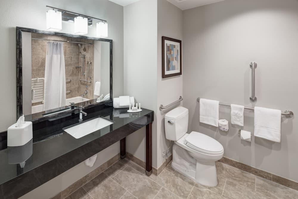 Room, 1 Katil Raja (King), Non Smoking - Bilik mandi