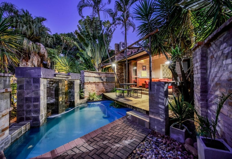 Zebrina Guest House, Nelspruit, Pool