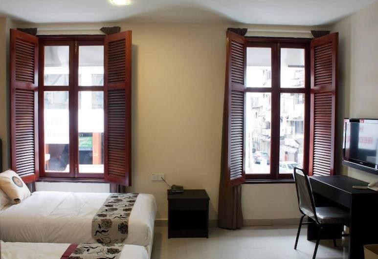 SohoTown Hotel, Kuala Lumpur, Standard Twin Room, Guest Room