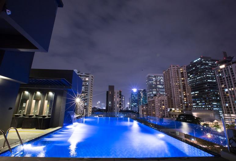 アルテ ホテル, バンコク, 屋外プール