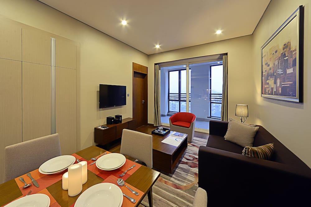 Two-Bedroom Deluxe - Living Area
