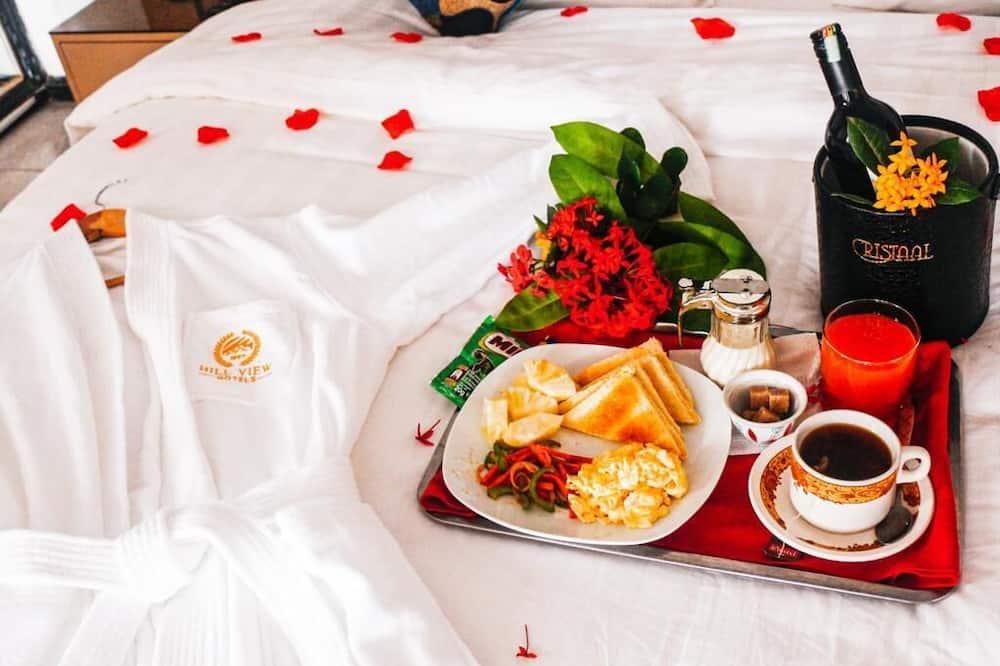 Kamar Single Standar - Tempat Makan Di Kamar