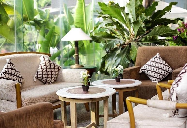 Johns Pardede International Hotel, Džakarta, Vestibiulio laukiamasis