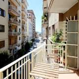 Divvietīgs numurs, balkons, skats uz jūru - Balkons
