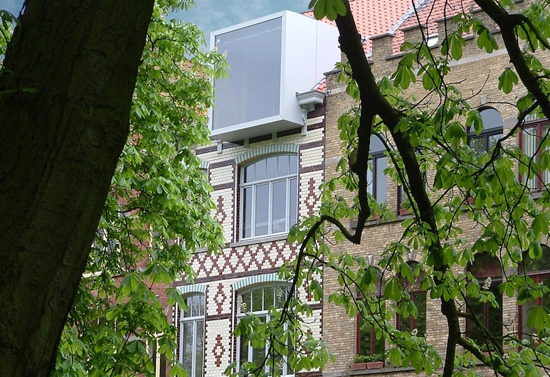 B&B AM-PM, Bruges, Facciata hotel