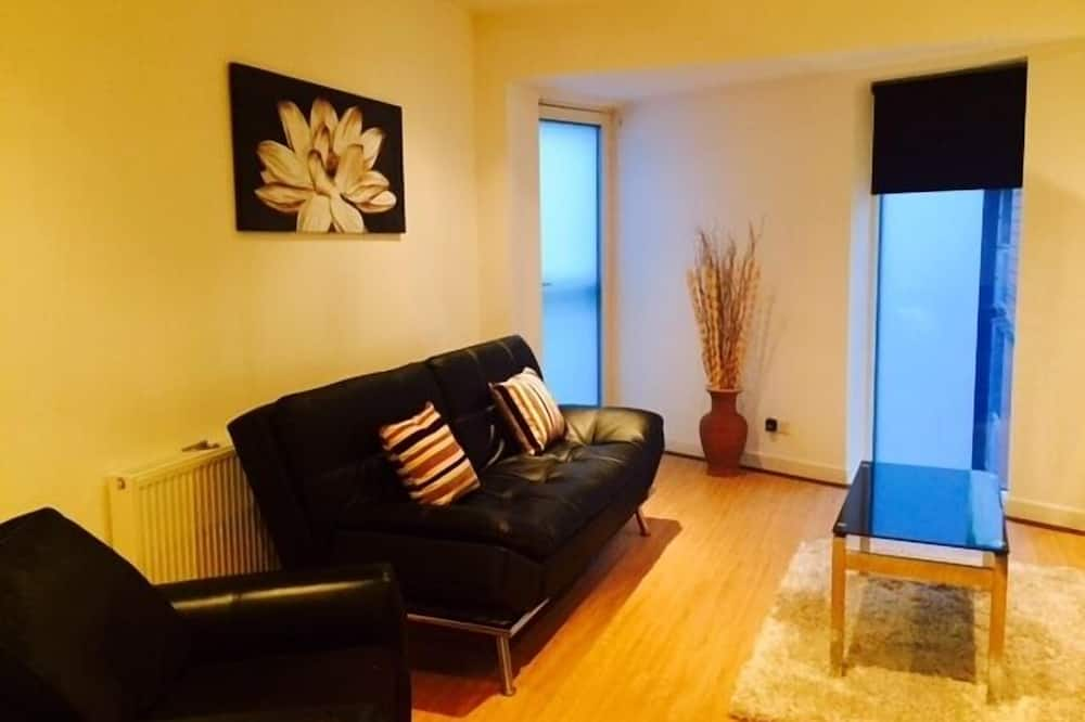 Apartment, 2 Bedrooms (Oswald Street) - Living Area
