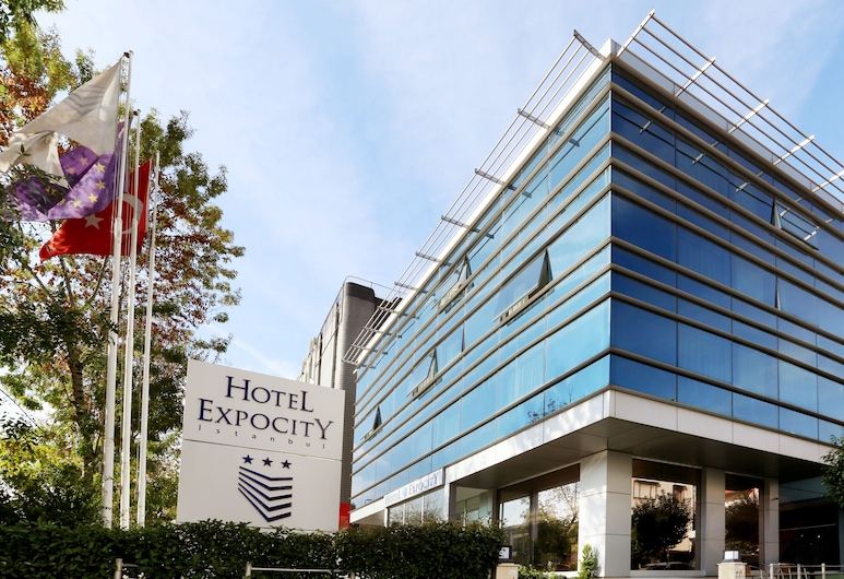 Hotel Expocity Istanbul, Istanbul, Garden
