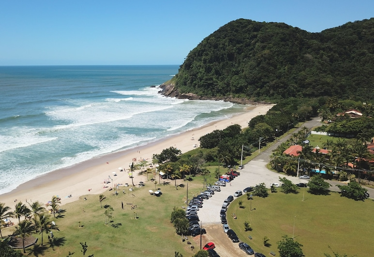 Beach Hotel Jureia Amarras, Sao Sebastiao, Plaža